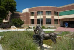 The Lory Student Center at Colorado State University
