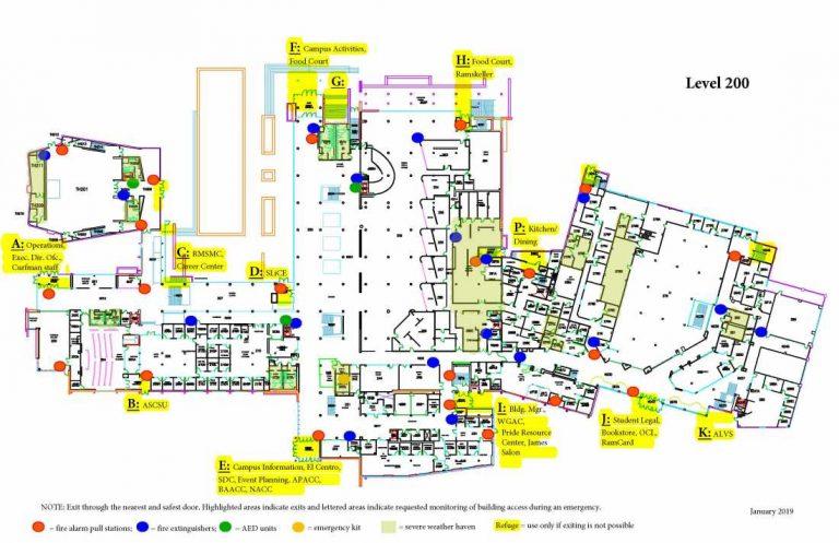 Floor Evacuation - 200 Level