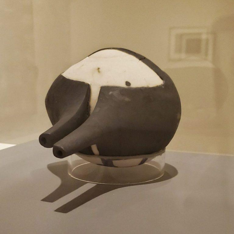 Item in an art gallery