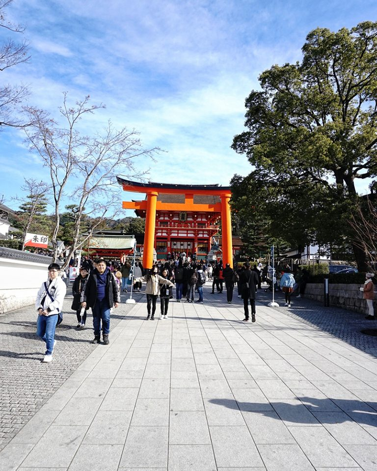 Inari Entrance