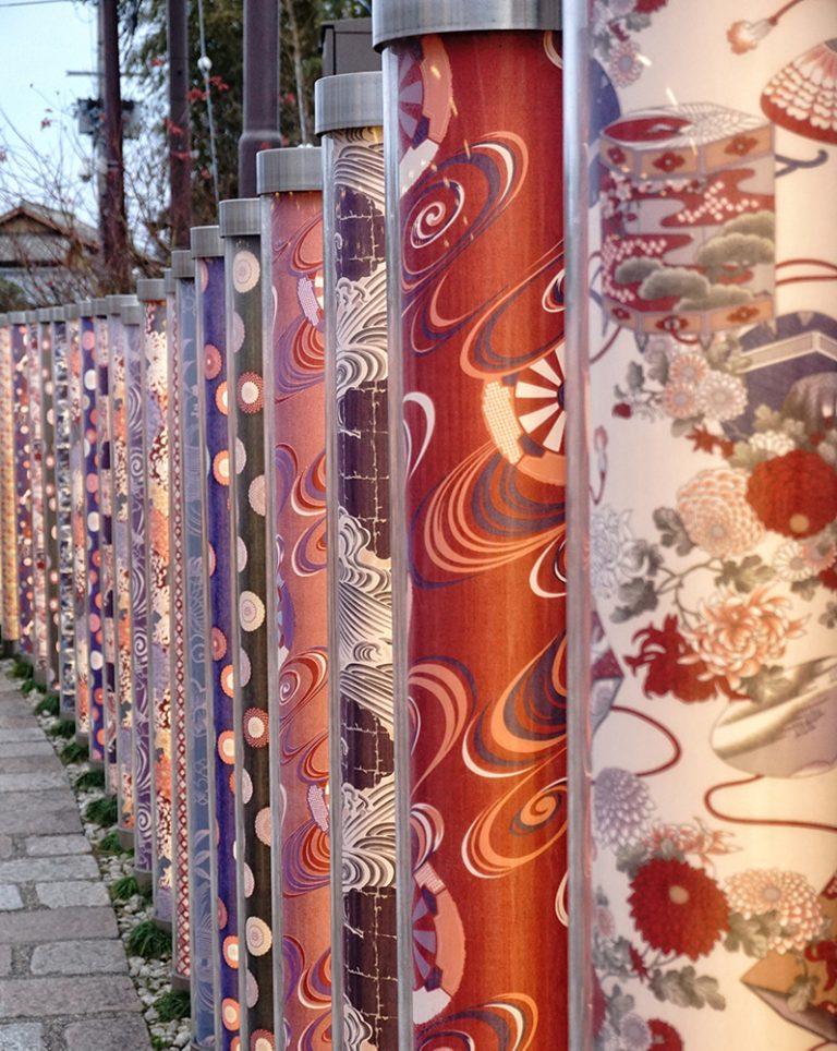 Kimono Columns