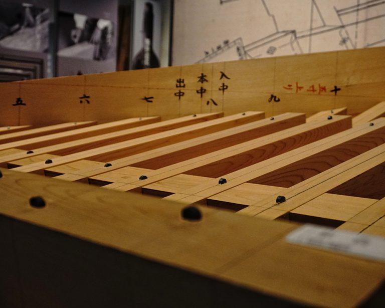 Takenaka Roof Model