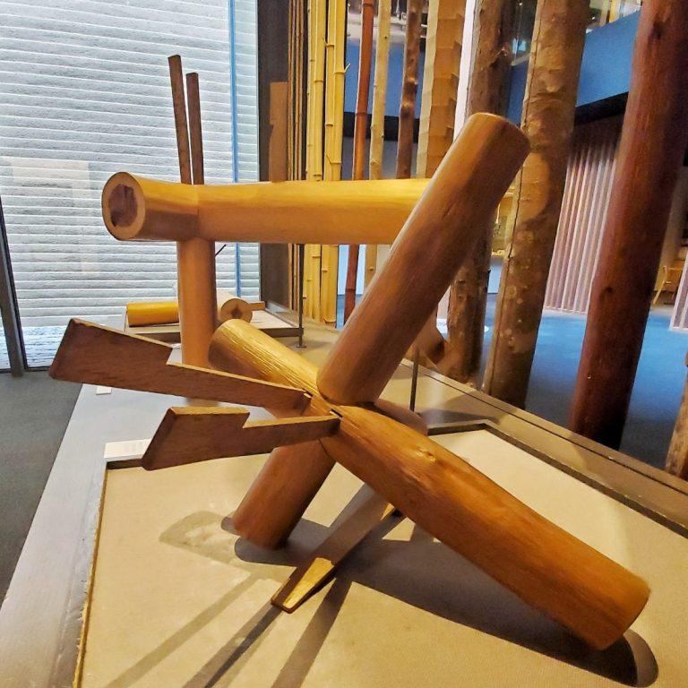 Takenaka Teahouse Bamboo Joint