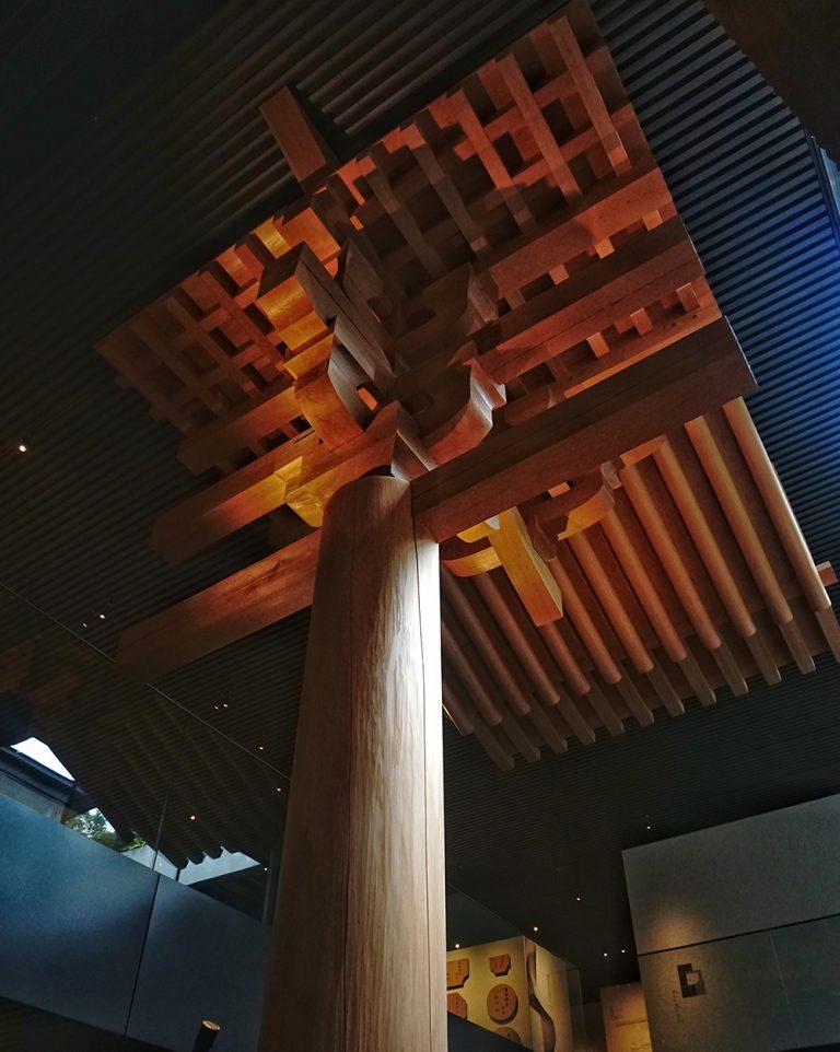 Takenaka Temple Joints Dark
