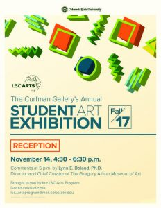 Student Art Exhibition 2017