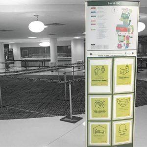 Food Court Kiosk