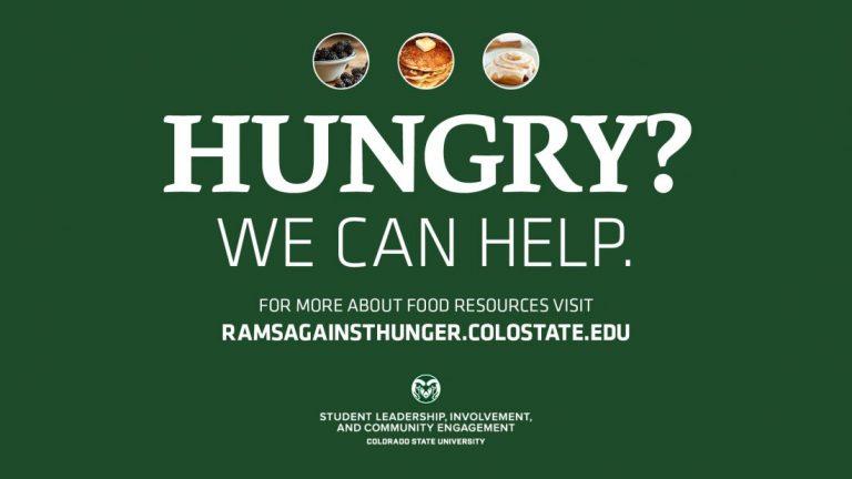 Rams Against Hunger
